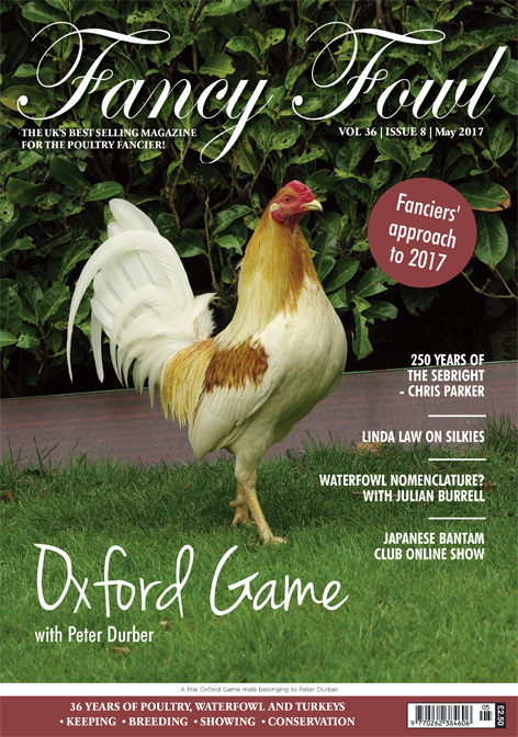 Fancy Fowl Poultry Magazine May
